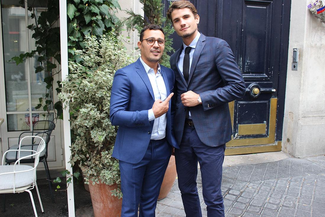 Interview Brahim Asloum