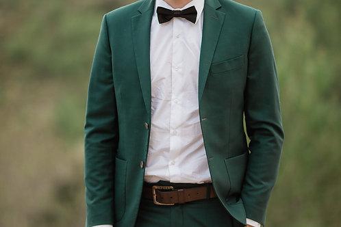 Costume de mariage Vert