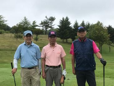 第二回 アキュレートステップゴルフコンペ開催
