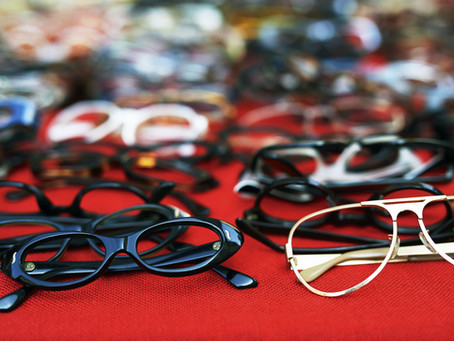7 things you can do with your old glasses!