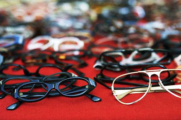 vecchi occhiali