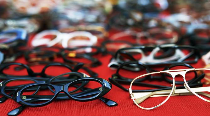 オールド・メガネ