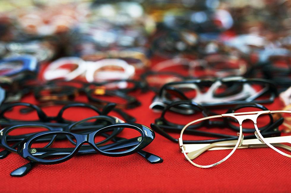 Old Glasses