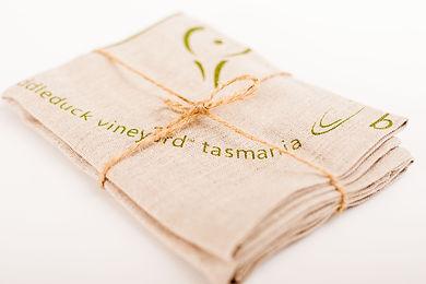 Puddleduck Tea Towel