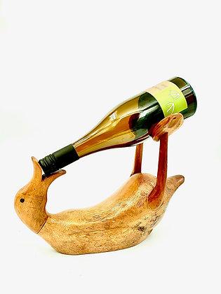 Drunken Duck bottle holder