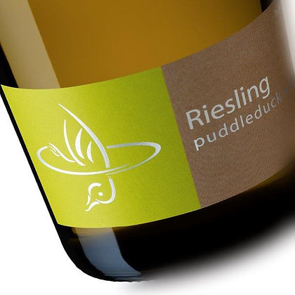 Puddleduck Riesling 2019