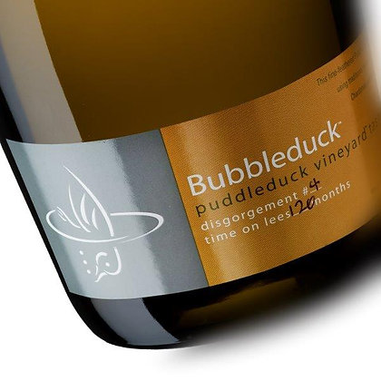 2008 Bubbleduck Special Release 120 months on lees