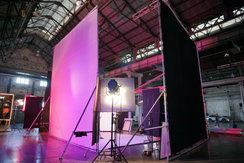 Telstra commercial behind the scenes