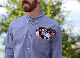 Unlimited photo strips print with our photo booth rentals