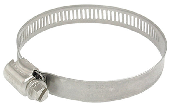 Stainless Hose Clamp x 10 Pieces AF23