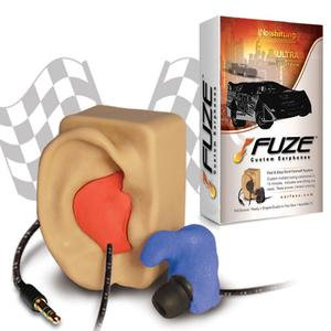 FUZE CUSTOM EARPHONES