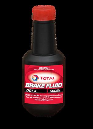 Total Dot 4 Brake Fluid