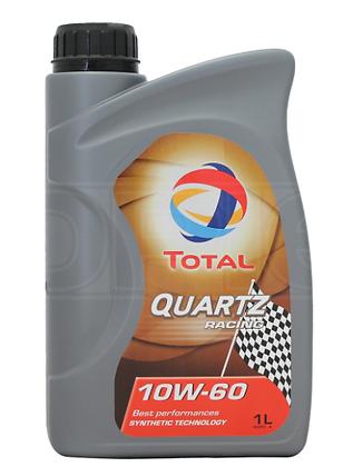 Total Quartz Racing 10W60 Engine Oil 5L
