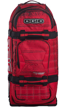 OGIO Rig 9800 Gear Bag - Red Noise