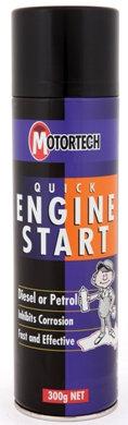 MT Quick Engine Start 300g