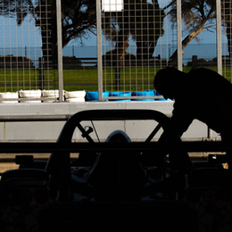 race car preparation 1