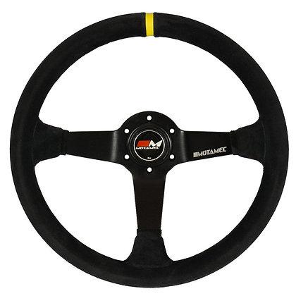 Motamec Pro Race Rally Deep Dish Steering Wheel