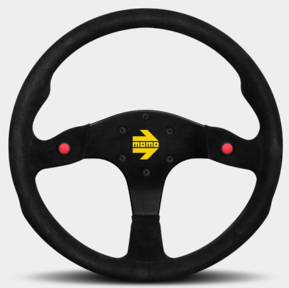 Momo Mod 80 Steering Wheel with buttons - 350 mm
