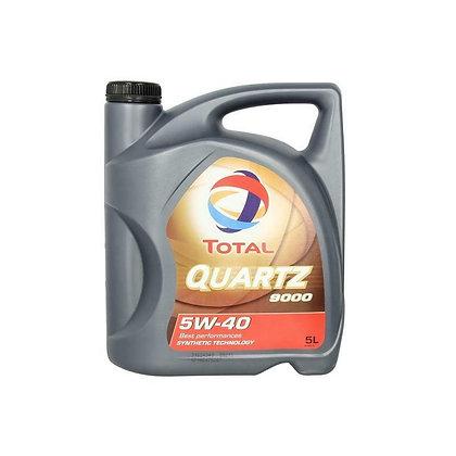 Total Quartz 9000 5W40 Engine Oil 5L
