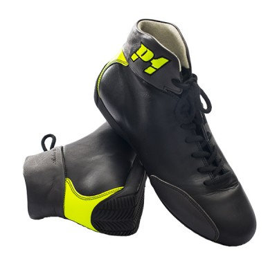 P1 Monza Leather Boots