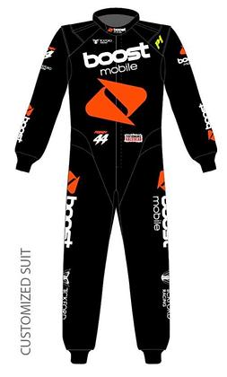 CUSTOM P1 RS Race Suit