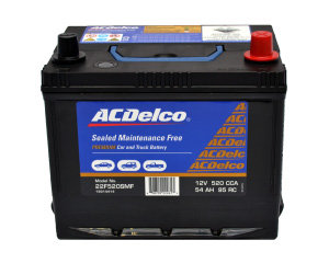 ACDelco Battery - 22FR520SMF