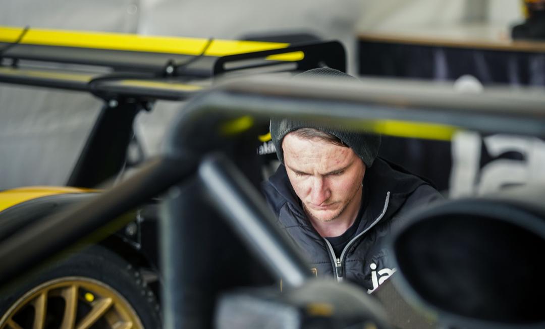 race car preparation 2