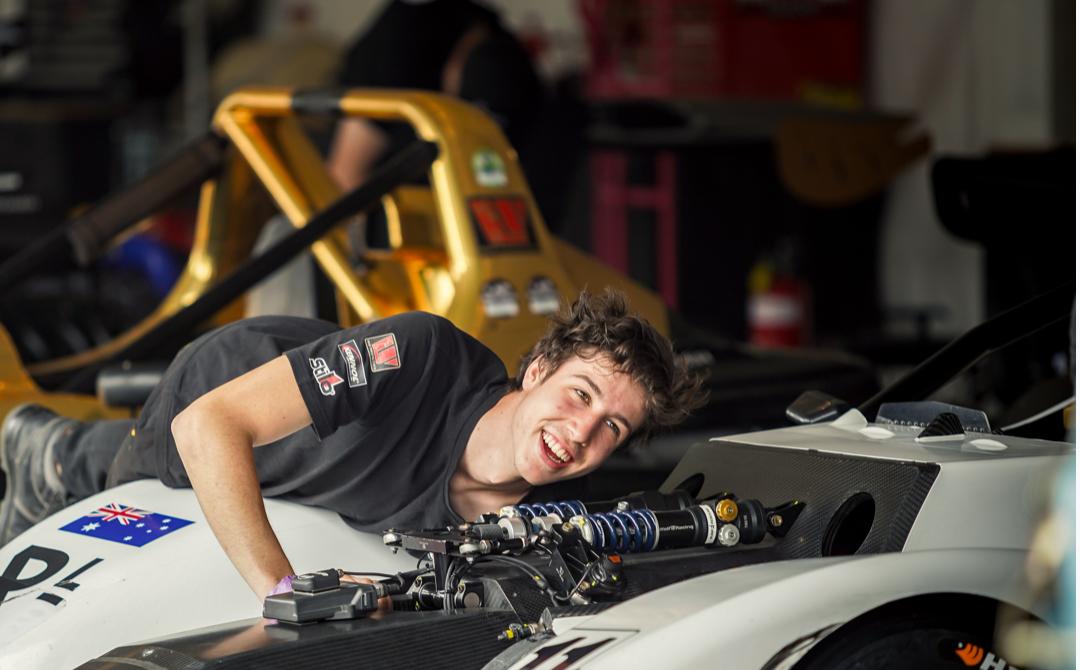 race car preparation 8