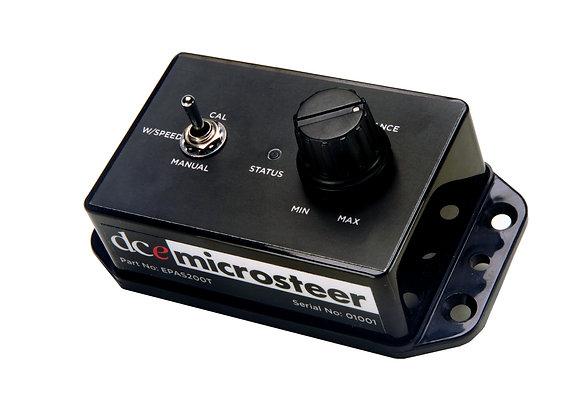 Power Steering - Microsteer System