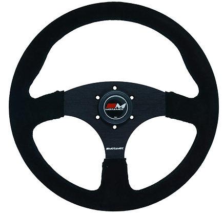 Motamec Race Rally Flat Spoke Steering Wheel