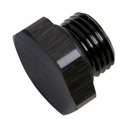 AF814 Orb Port Plug Black