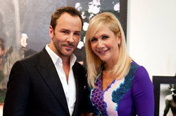 Tania and Tom Ford