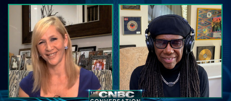 Nile Rodgers - The CNBC Conversation
