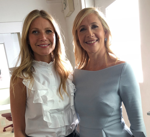 Exclusive: Behind the scenes of  Trailblazers: Gwyneth Paltrow (photos)