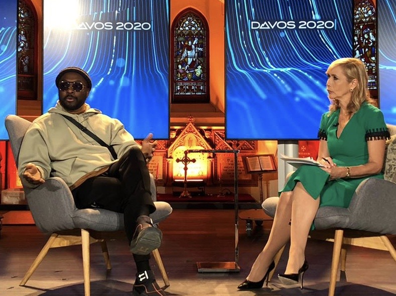 Tania and will.i.am