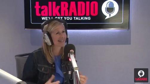 Tania joins Talk Radio