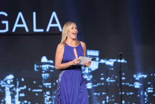 Tania hosts The Hope Gala in Jordan