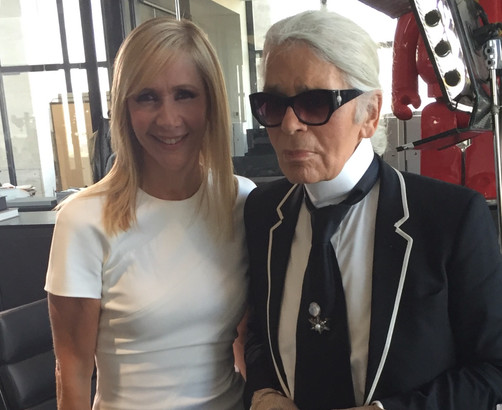 A tribute: The CNBC Conversation: Karl Lagerfeld (video)