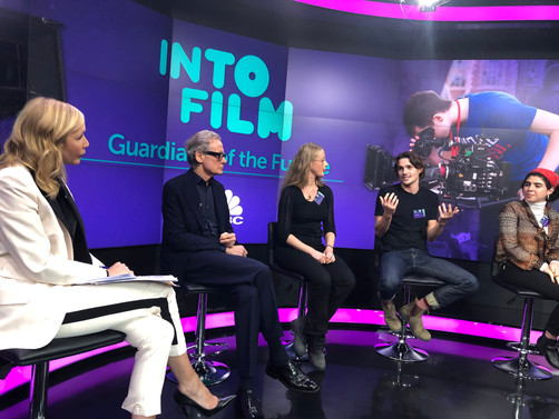 Into Film - The Power of Youth & Film-making