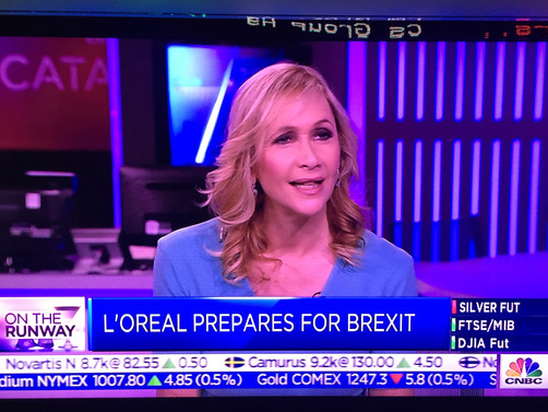 Exclusive: L'Oreal's Jean-Paul Agon on  Beauty, Brexit and Bettencourt
