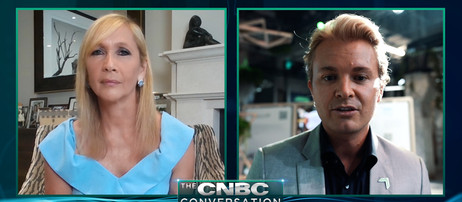 Watch: Full Interview - Nico Rosberg on staging Greentech Festival during Covid