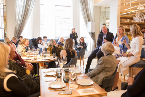 Selfridges First Literary Lunch