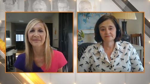 Watch: Cherie Blair on UK coronavirus response, and global impact on women