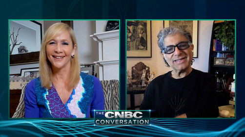 The CNBC Conversation - Deepak Chopra