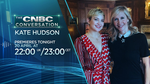 Premieres tonight: Tania talks to Kate Hudson about Family, Fame and Fabletics