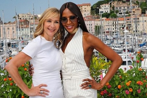 In Conversation in Cannes: Tania and Naomi Campbell (full video)