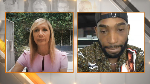 Watch: Tinie on George Floyd, racism and mental health