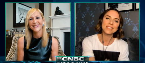 Watch: Full interview - Tania B and Melanie C!