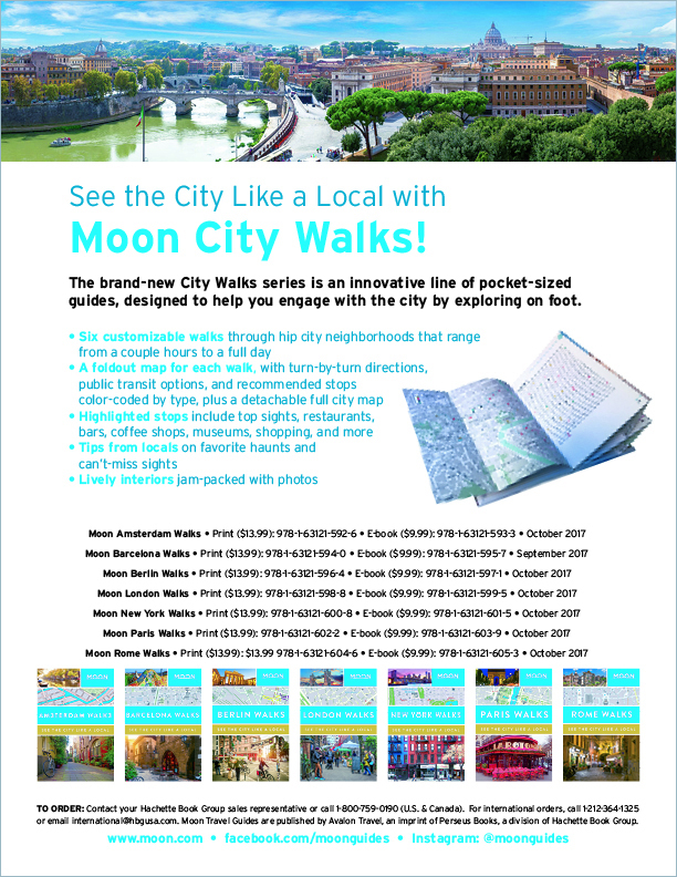 Moon City Walks - Sales Sheet