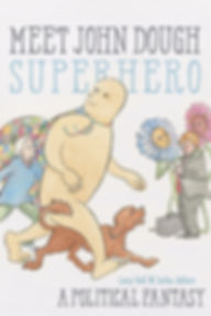 "book cover"" ""Meet John Dough, Superhereo"""